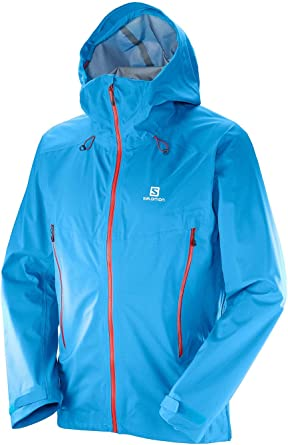 SALOMON Men's X Alp 3l Jacket: Amazon.co.uk: Clothing