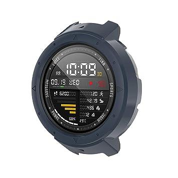 Amazon.com : Amazfit Verge Smartwatch Case, Tuscom Soft TPU ...