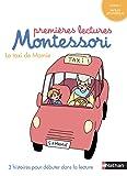 Mon coffret premières lectures Montessori : Le taxi de mamie - Niveau 1 - 4/7 ans
