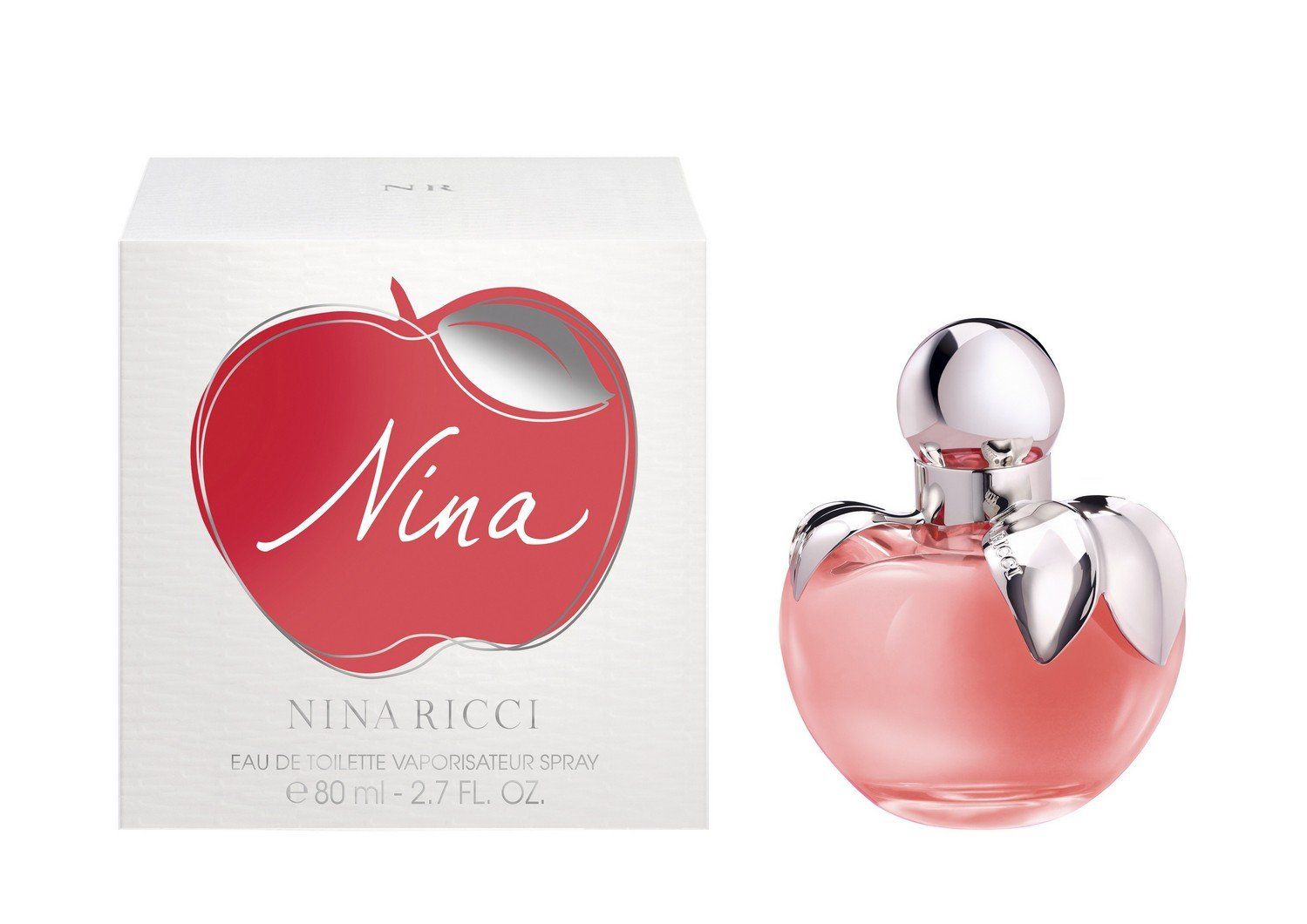 Nina By Nina Ricci For Women. Eau De Toilette Spray 2.7-Ounces 99 Perfumes CA Dropship 152119 26921_-80ml