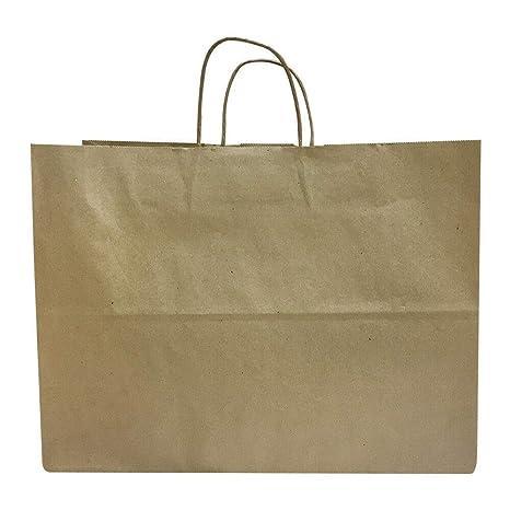 Amazon.com: Dj_siphraya - Bolsas de papel reciclado para la ...