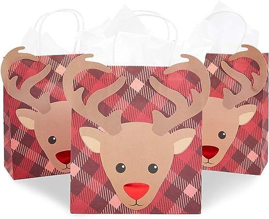 Christmas Gift BagReindeers