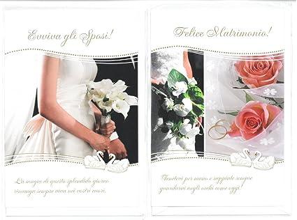 Tarjeta Felicitación boda boda Fotografía 12 x 17 cm 1pz ...