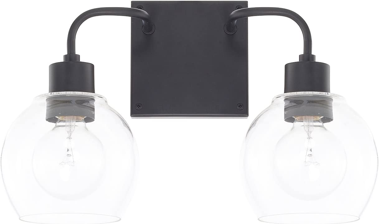 Capital Lighting 120021MB-426 Homeplace Tanner Two Light Vanity
