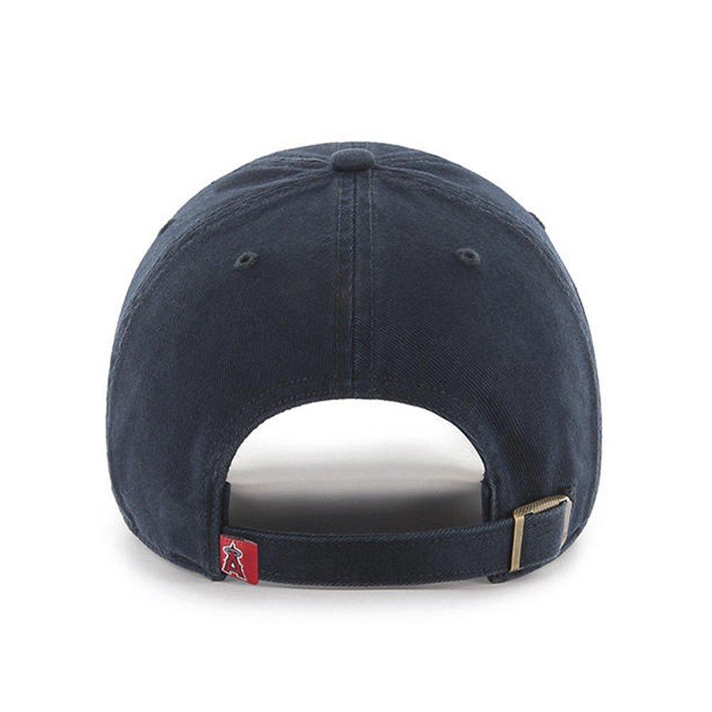 designer fashion d6e72 4fab9 Amazon.com  MLB Los Angeles Angels Men s Clean Up Cap, Navy  Sports    Outdoors