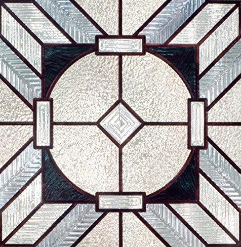 Artscape Newport Slate Window Accent 12'' x 12'' by ARTSCAPE (Image #2)
