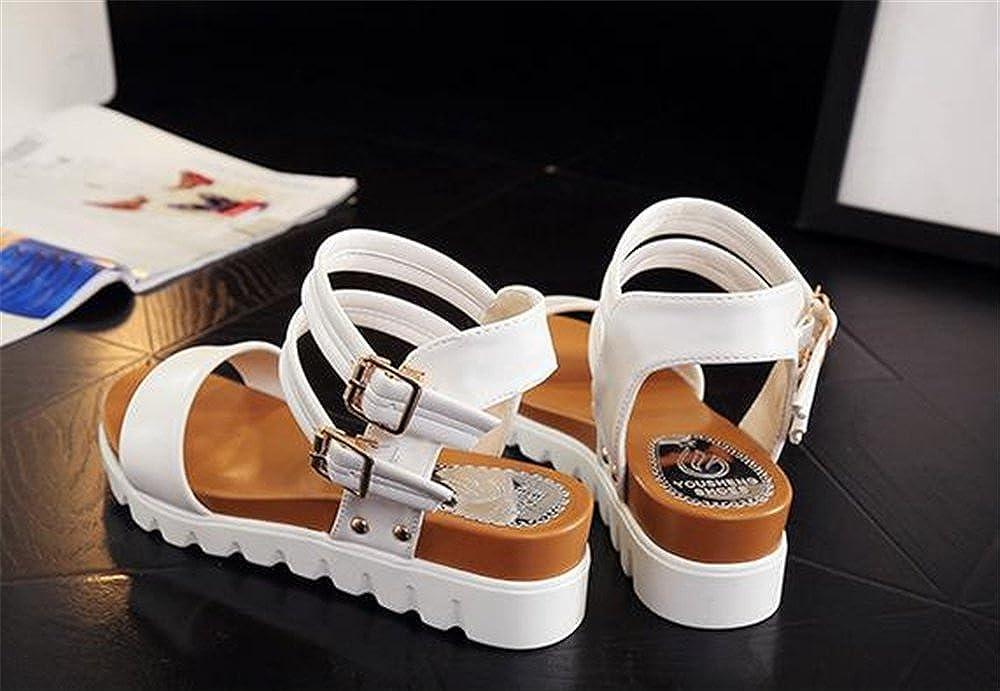 IINFINE Girls Bowknot Princess Sandals Outdoor Fashion Beach Casual Shoes
