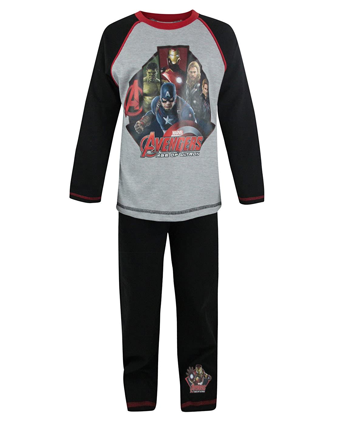 Official Avengers Age Of Ultron Boy's Pyjamas