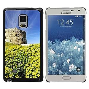 """For Samsung Galaxy Mega 5.8 , S-type Arquitectura antigua Castillo Construcción"""" - Arte & diseño plástico duro Fundas Cover Cubre Hard Case Cover"""