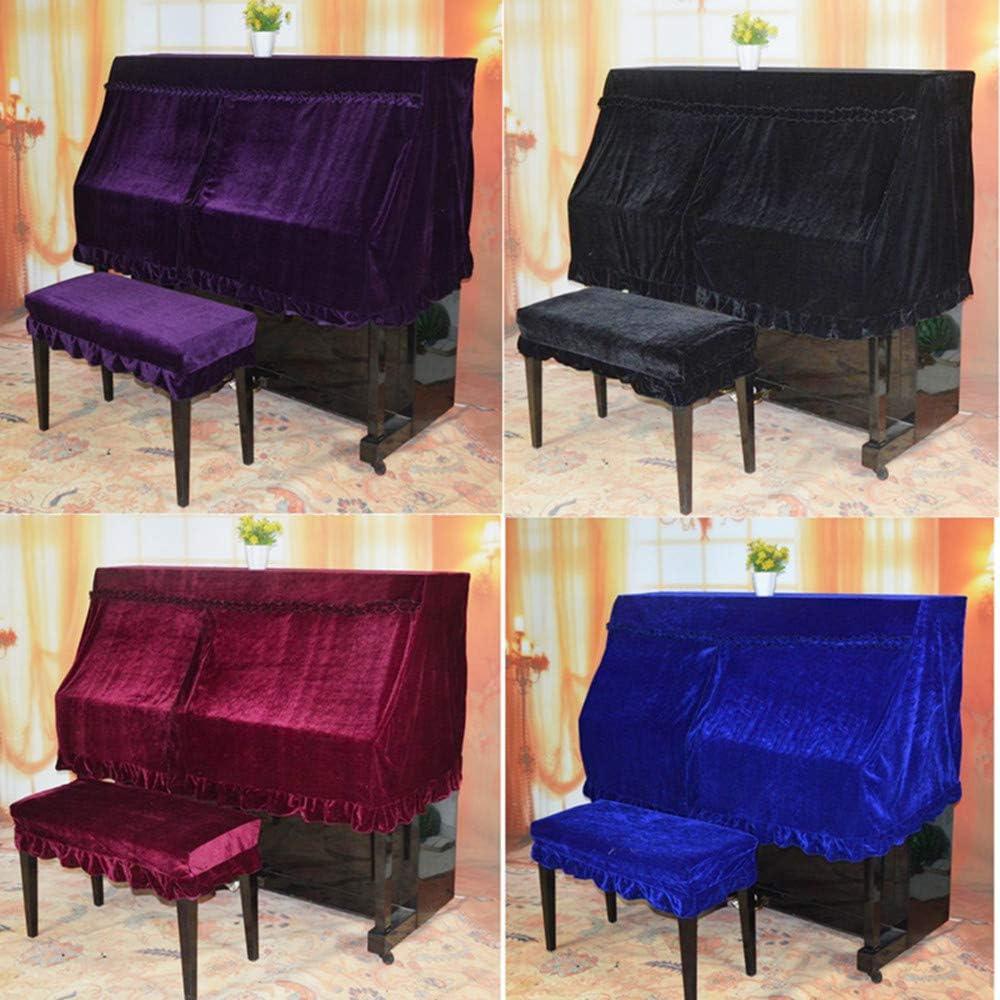 4 colores Piano demi-couverture à ‰ là © Gante Pleuche Protector + ...