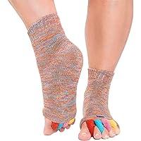 Original Foot Alignment Socks Multi Color Happy Feet