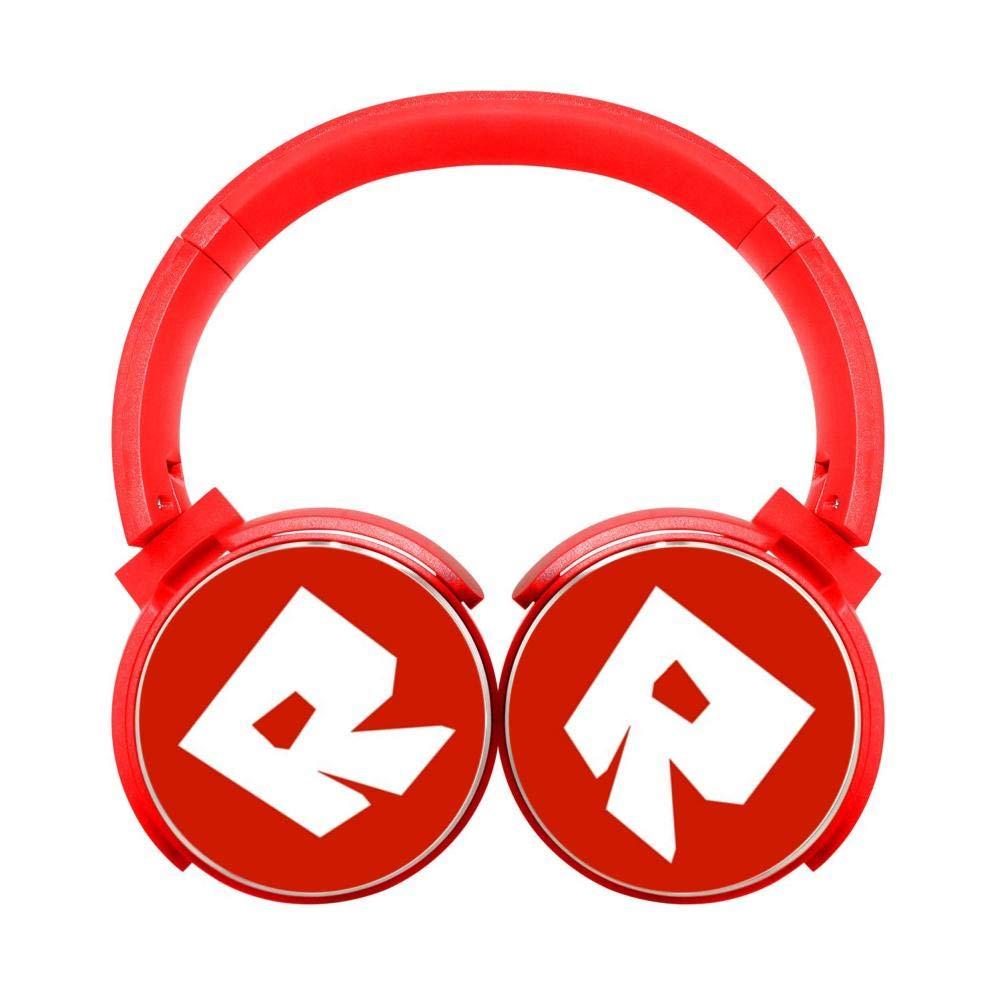 Amazon com: Roblox-R Logo Wireless Bluetooth Portable Over
