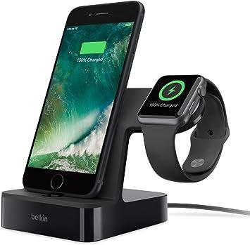 Belkin PowerHouse - Base de Carga para Apple Watch y iPhone ...