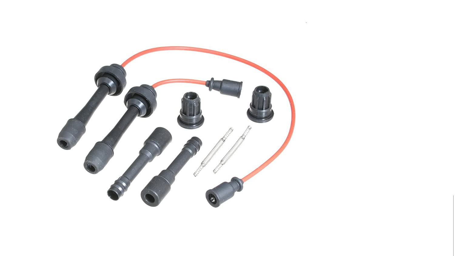 Tbk Tune Up Kit Mazda Protege 5 20l 2002 To 2003 626 Fuel Filter Location Includes Oiol Air Pcv Valve With Grommet Ngk Spark Plugs And Ignition Wire Set