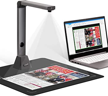 iCodis X3 8MP Size A3 Article Scanner