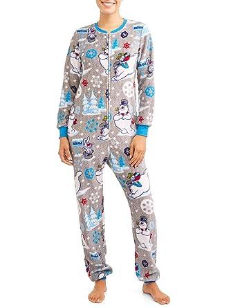 Amazon.com: Frosty The Snowman - Traje de Navidad para mujer ...