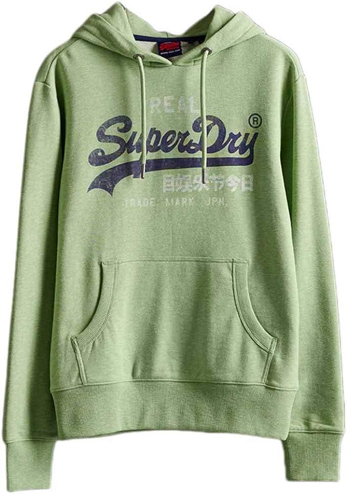 Superdry Herren Vl Premium Goods Hood Sweatshirt