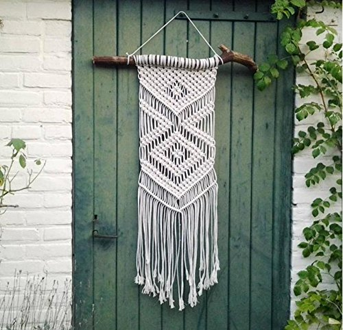 Macrame Wall Decor Hanging -  Geometric  wall artwork