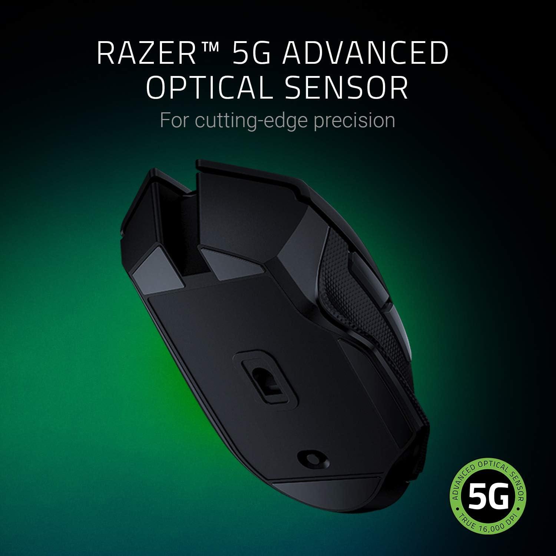 Razer Basilisk X HyperSpeed Wireless Gaming Mouse with Razer HyperSpeed Technology 7