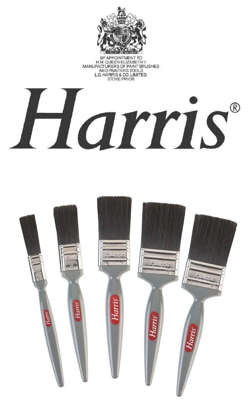 Harris Juego de 5 pinceles para pintar