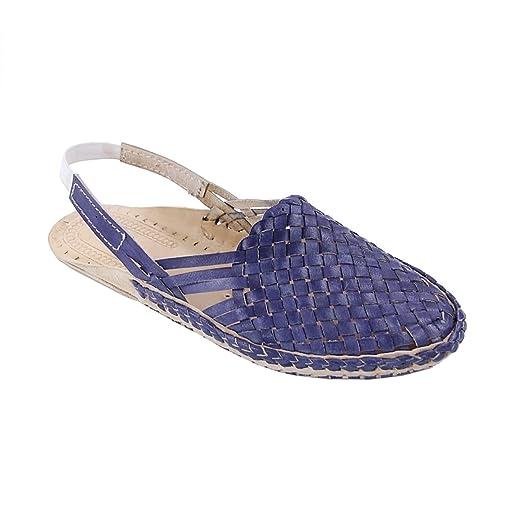 Original Pretty Black Back Strip Half Shoe For Men Slipper Sandal
