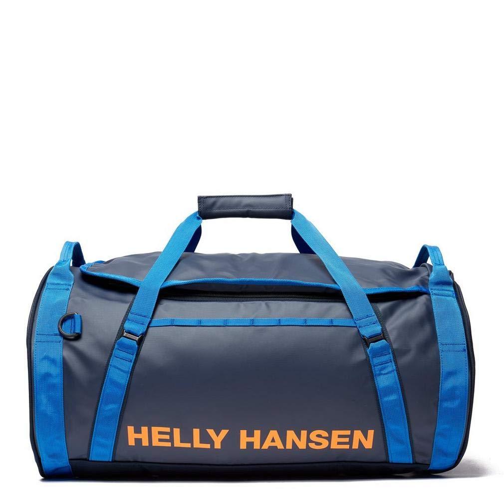 Helly Hansen Hh Duffel Bag 2 Bolsa de viaje, 60 cm, 50 liters, Azul (Navy) 68005_599-STD