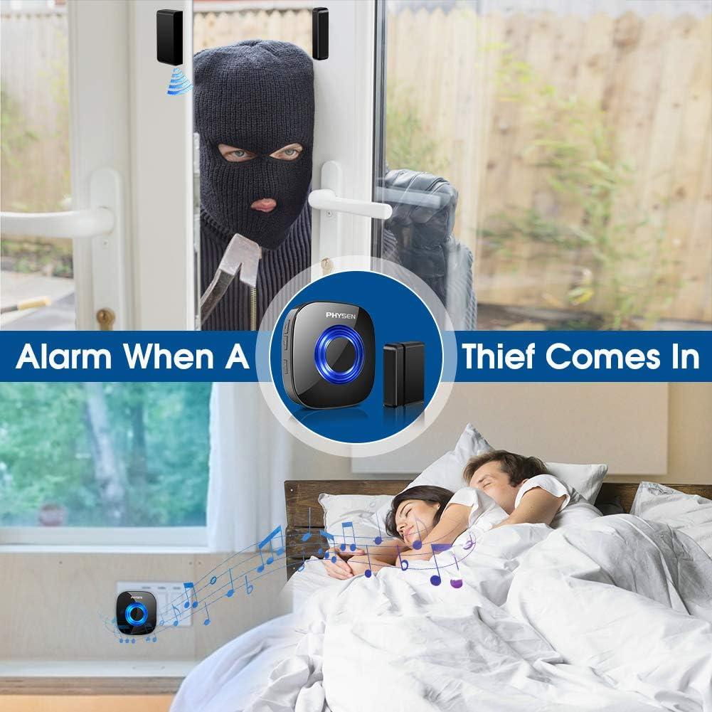Door Chime Wireless Door Sensor