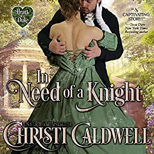 In Need of a Knight Audiobook