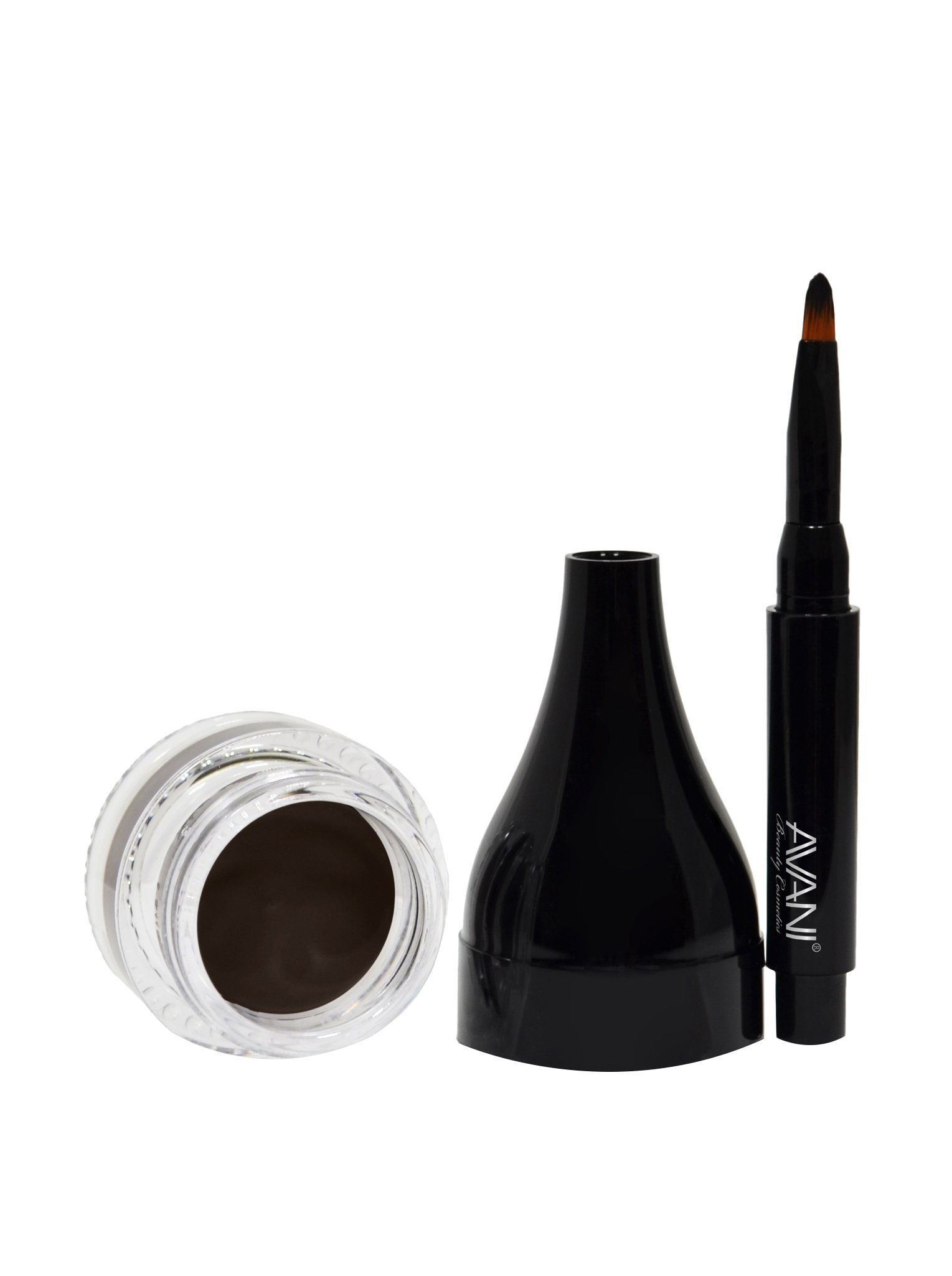 AVANI Supreme Eye Gel Liner, Dark Brown