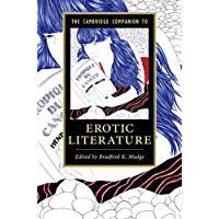 The Cambridge Companion to Erotic Literature (Cambridge Companions to Literature) book cover