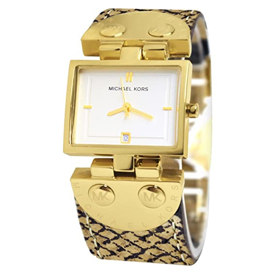 Michael Kors - Reloj de pulsera analógico para mujer (tamaño XS cuarzo piel MK2114: Amazon.es: Relojes