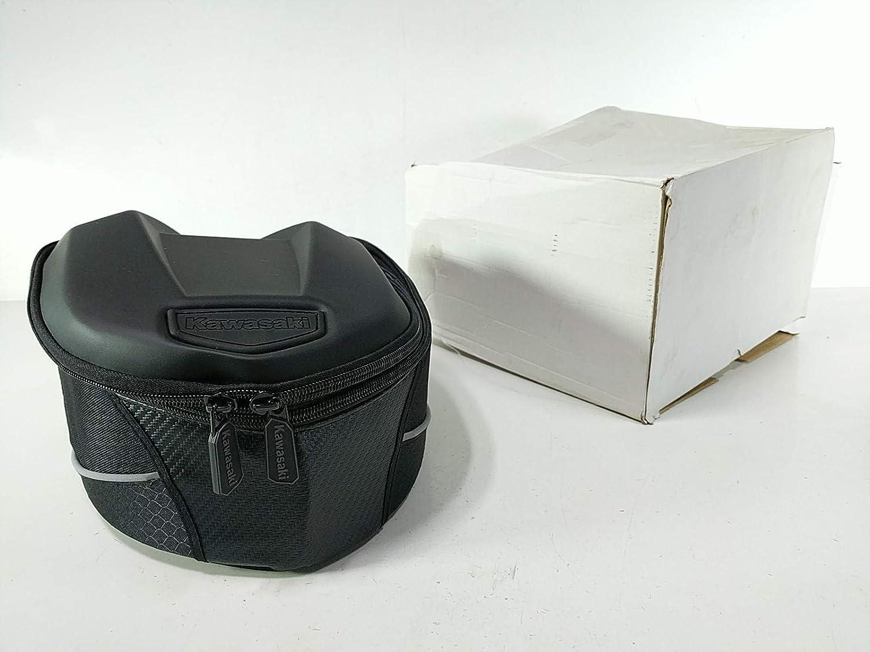 09-17 Kawasaki Ninja Zx-6R/Zx-10R/300 Black Expandable Soft Topcase K57003-105A