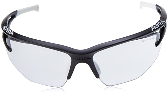Alpina Eye Lunettes de sport 5HR VL + taille unique White Matt/Black EO0kpGMQ