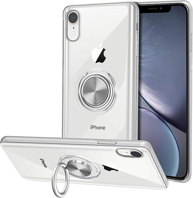 Vunake Für Iphone Xr Hülle Silikon Tpu Mit 360 Grad Elektronik