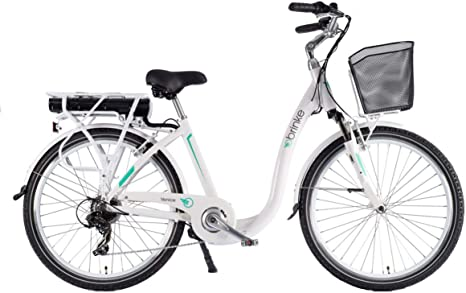 Brinke Allroad Bicicleta eléctrica Motor Motor Central 8 Fun ...