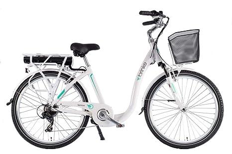 Brinke Allroad Bicicletta Elettrica Motore Motore Centrale 8fun Brushless 36v 420w 700c Batteria Samsung Ad Alta Efficienza Da 36v 116 Ah 420w Con