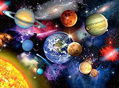 Ravensburger -Solar System - 300 pc Puzzle by Ravensburger