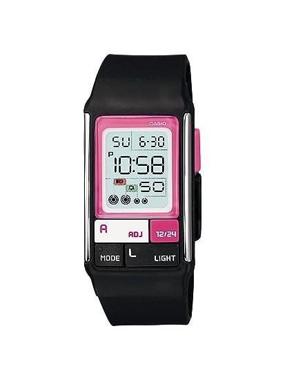 Casio LDF-52-1AEF - Reloj (Reloj de pulsera, Femenino, Resina