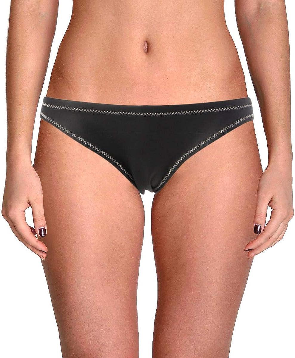 Cynthia Rowley Womens Glideskin Scuba Bikini Swim Bottom Separates