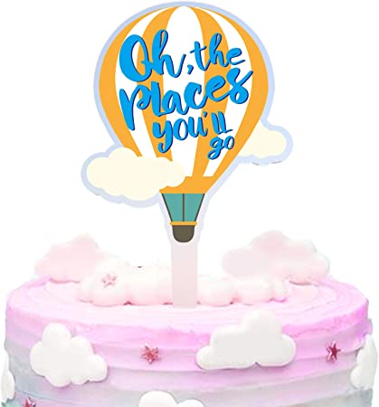 Decoration Baby Shower Acrylic Decor Party Supplies Cake Topper Happy Birthday