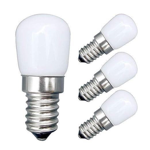 Amazon.com: EBD Lighting - Bombilla LED de 2 W E12 para ...
