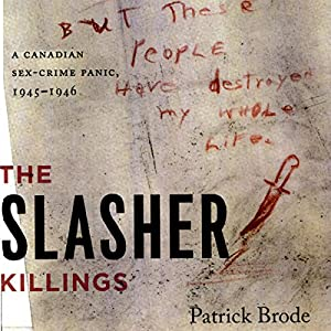The Slasher Killings Audiobook