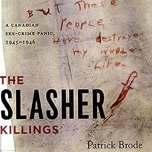 The Slasher Killings Audiobook