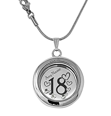 identity birthday necklace
