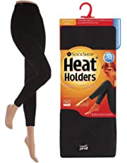 Heat Holders Women's Thick Fleece Lined Outdoor Winter Warm Thermal Leggings