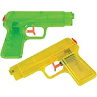6 Inch Water Pistols - Water Guns - 2 Pack