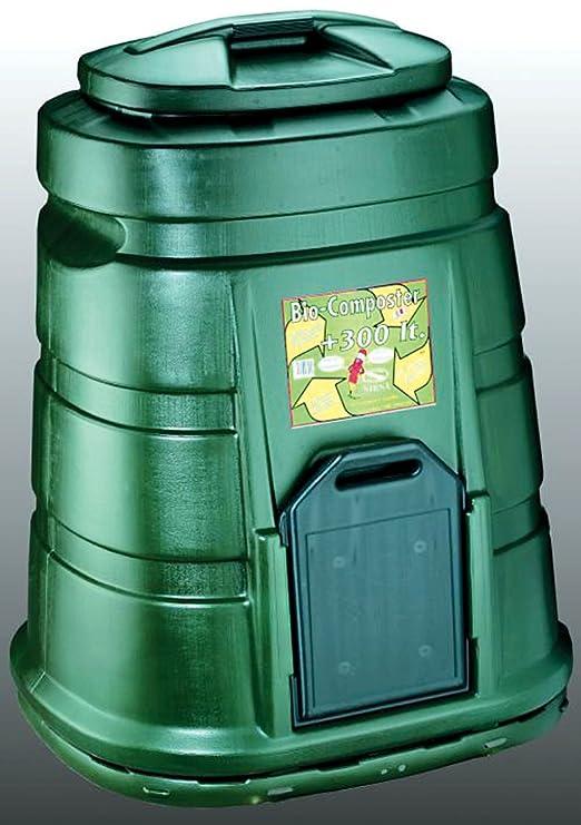 Contenedor para desechos orgánicos, 300 l: Amazon.es: Hogar