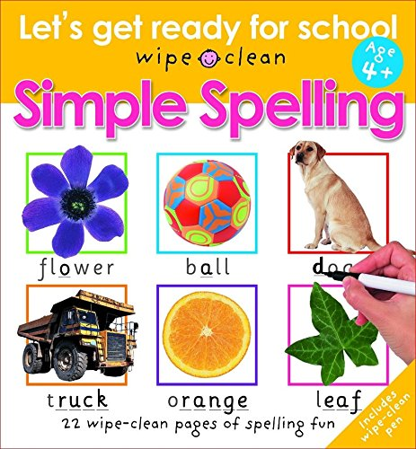 Download Simple Spelling: Let's Get Ready For School PDF