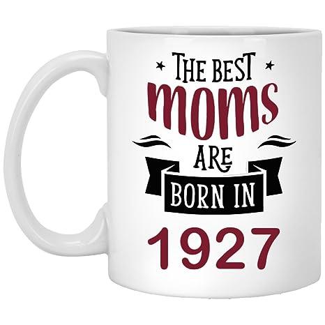 Amazon.com: Taza de café mamá – la mejor madres nacen en ...