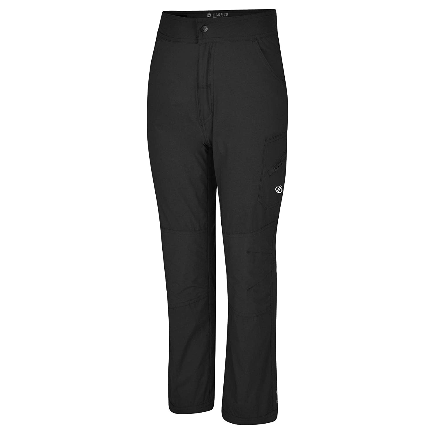 Dare 2b Childrens Reprise Lightweight Water Repellent Quick Drying Trousers